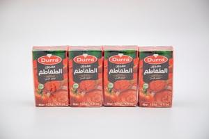 Durra Tomato Paste 4x135g
