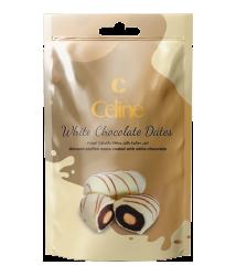 Al Douri Dates Covered White Chocolate 100g