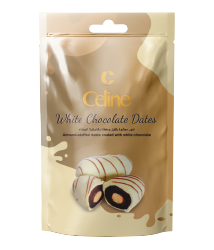 Al Douri Dates Covered White Chocolate 250g