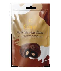 Al Douri Dates Covered Milk Chocolate 250g