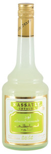 Kassatly Almond Syrup 600ml