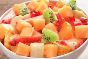 Fresh Cut Fruit Salad 500g