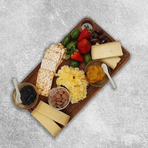 The Swiss Cheeseboard Serves 4