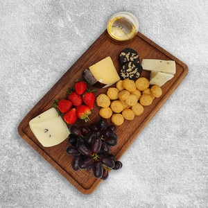 The Truffle Cheese Board Serves 4