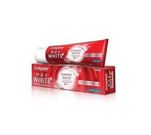 Colgate Expert White Toothpaste 2x75ml
