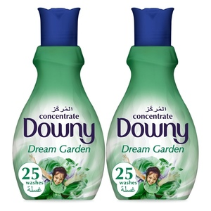 Downy Concentrate Fabric Softener Dream Garden 2x1L