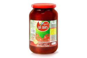 Al Ain Tomato Paste Jar 2x1.1kg