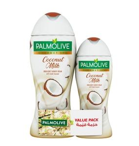 Palmolive Skin Shower Gel 500ml+250ml