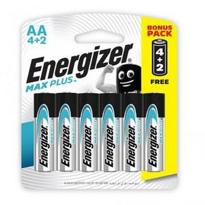 Energizer Maxplus Battery 6pc
