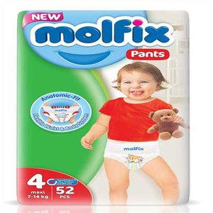 Molfix Pants Maxi Jumbo Size 4 52s