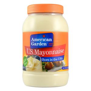 American Garden U.S. Mayonnaise 2x887ml