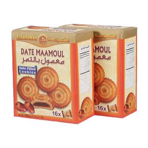 Date Mamoul 2x500g