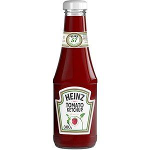 Heinz Tomato Ketchup Glass Bottle 300g