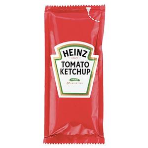Heinz Ketchup Sachet 1000 9g