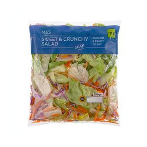 Sweet & Crunchy Salad Bag 250g