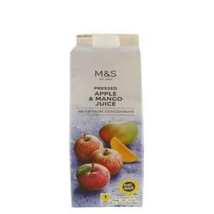 Pressed Apple & Mango Juice 1L