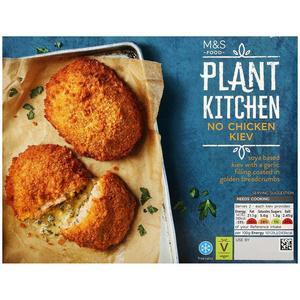 Plant Kitchen No Chicken Kiev 280g
