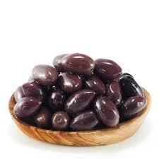 Al Douri Black Olives Salkini 500g