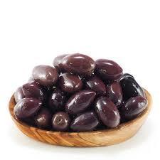 Al Douri Black Olives Salkini 250g