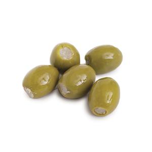 Al Douri Green Olive Stuffed With Cheese 250g