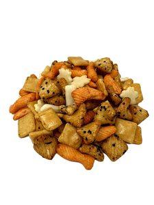 Al Douri Rice Crackers Mix 1kg