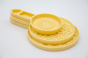 Al Douri Bread Plastic Molds 3pcs