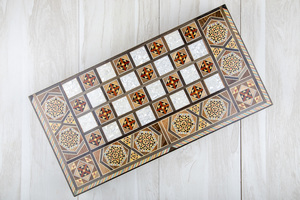 Al Douri Backgammon Rahaj 1pc