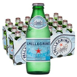 San Pellegrino Sparkling Water Glass 24x250ml