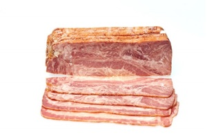 Iquality Smoked Beef Bacon Strips 500g