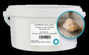 Garlic Sea Salt 1kg