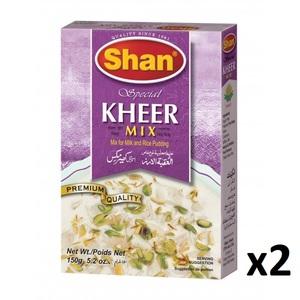 Shan Kheer Mix 2x150g