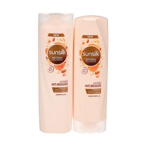 Sunsilk Shampoo Honey AntiBreakage + Sunsilk Conditioner 320ml