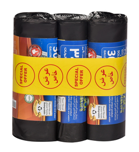 Go Nature Garbage Bag Roll 3x20s