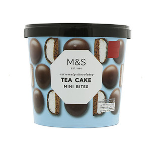 Chocolate Teacake Mini Bites 280g