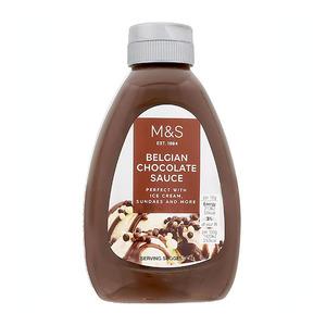 Belgian Chocolate Sauce 300g