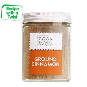 Ground Cinnamon 39g
