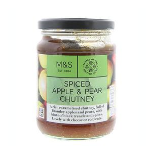 Spiced Apple & Pear Chutney 315g