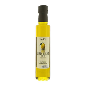 Lemon Infused Extra Virgin Olive Oil 250g