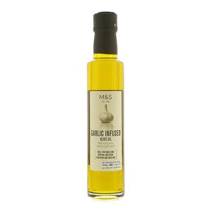 Garlic Infused Extra Virgin Olive Oil 250g