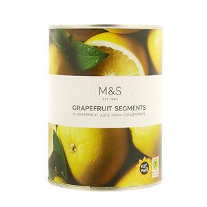 Grapefruit Segments in Grape fruit juice 631g