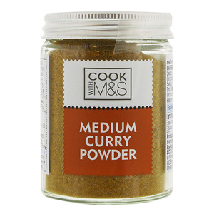 Medium Curry Powder 50g
