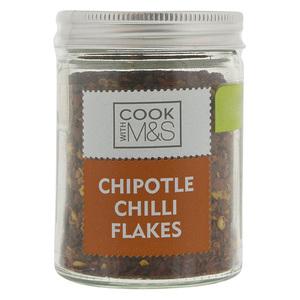 Chipotle Chilli Flakes 34g