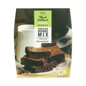 Made Without Wheat Chocolate Brownies 335g