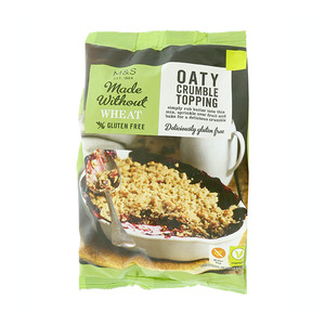 Made Without Wheat Oaty Crumble Topping 225g