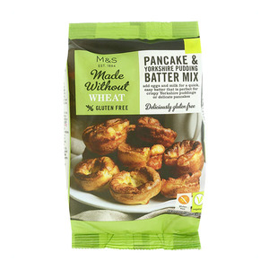 Made Without Wheat Pancake & Yorkshire Pudding Batter 100g