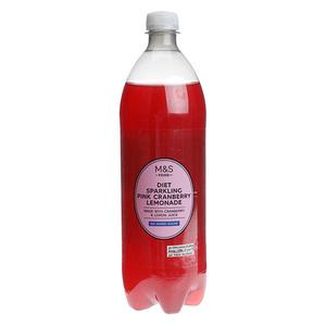 Diet Pink Cranberry Lemonade 1L