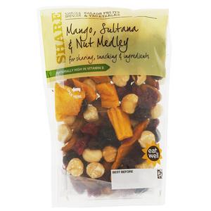 Mango Sultana & Nut Medley 150g