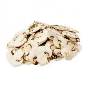 Mushroom White Sliced Button UAE 250g pkt