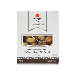 Oregano Taralli Crackers 250g