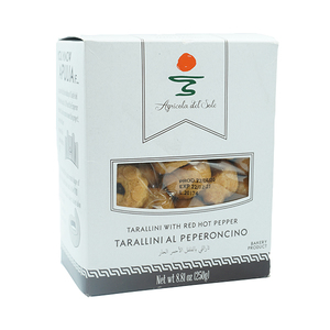 Hot Red Pepper Taralli Crackers 250g